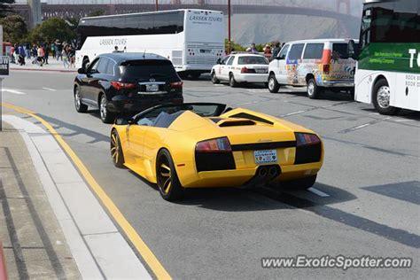 Lamborghini Sf Lamborghini Murcielago Spotted In San Francisco