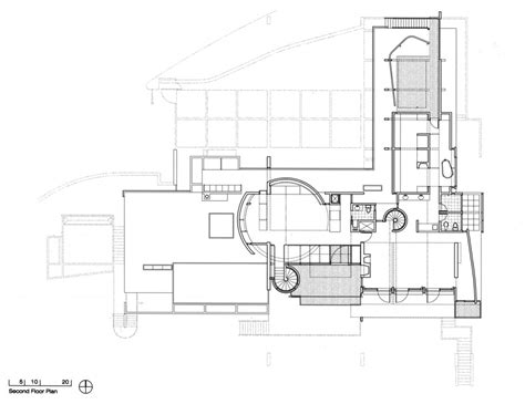 richard meier floor plans 28 richard meier floor plans second floor plan of