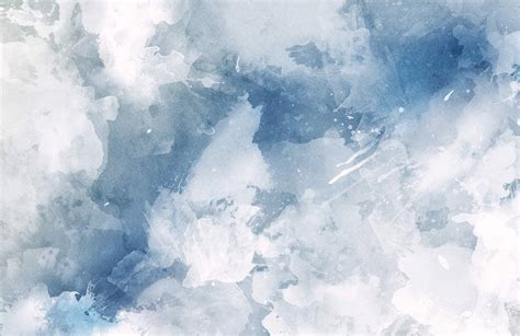 blue and white painting blue and white grunge paint watercolour wallpaper murals