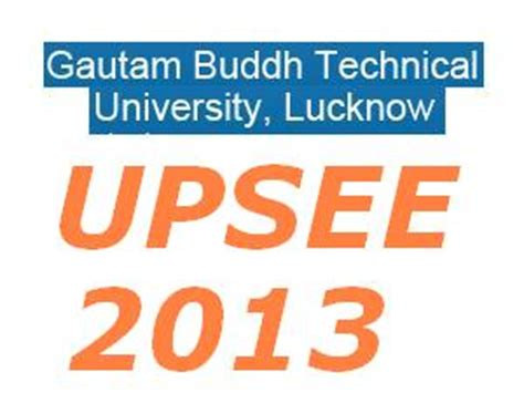 Uptu Mba Result 2013 14 by Uptu Commences Upsee 2013 Counseling From 4th July