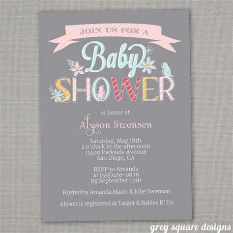Baby Shower Invitations Staples by Baby Shower Invitation