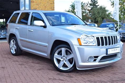Srt8 Jeeps For Sale Used 2008 Jeep Grand Srt8 For Sale In Oxfordshire