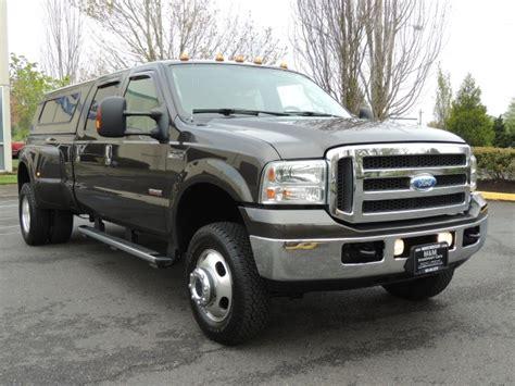 ford   super duty lariat dually diesel