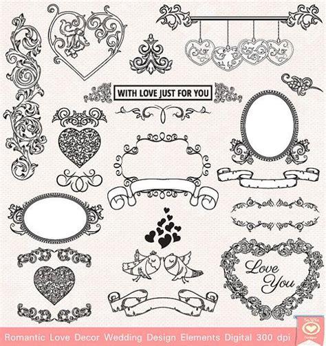 Wedding Card Design Clipart by Wedding Card Design Clipart 66