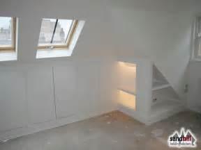 Decorating Dormer Bedrooms Loft Conversion Bedroom With Ensuite Putney London Sw15