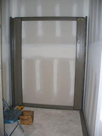 Closet Safe Room by Vault In A Closet