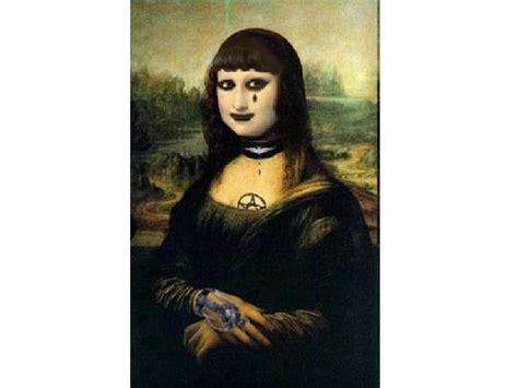 painting mona mona parodies just imagine daily dose of