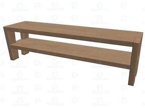 model bench 3d model bench fp150 manufacturer b b italia id 13717