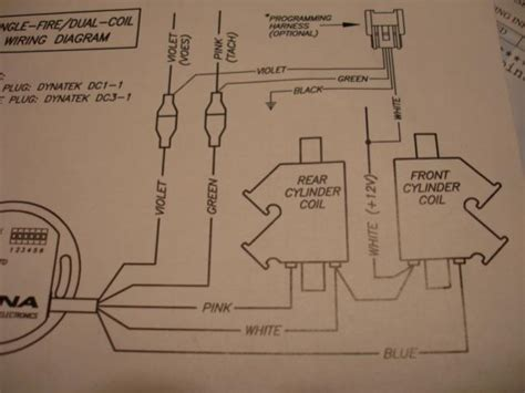 dyna s ignition wiring diagram dyna get free image about