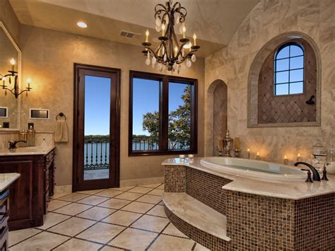 luxury master bathroom designs bathroom lighting and mirrors designs