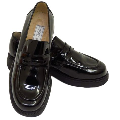 womens patent leather loafers womens black patent leather loafers slip on flat brogues
