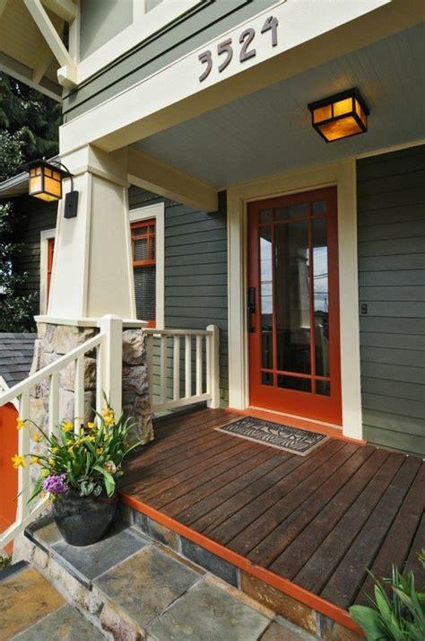 craftsman bungalow colors images  pinterest