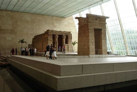 temple of dendur burning the house radio architecture november 2009