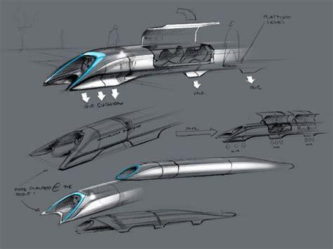 Tesla Travel Hyperloop Unveiled Billionaire Elon Musk Reveals