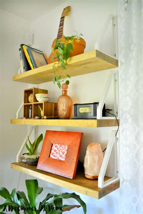 Breket Ekby Lerberg Ikea industrial rustic boho shelves a designer at home