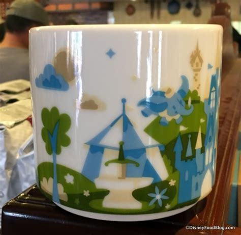 new magic kingdom starbucks quot what s new at magic kingdom new starbucks mugs