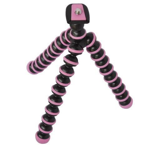 Tripod Octopus mini tripods mini tripod octopus small pink was sold for r65 00 on 21 jun at 20 12 by