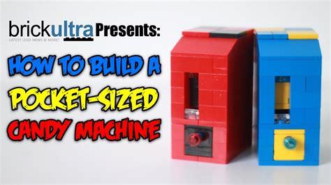 Mini Mosaik 679 by How To Build A Mini Lego Machine Pocket Sized
