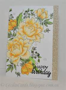 Hero Arts Flower Stamps - 1000 images about cards altenew stamps on pinterest