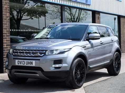 land rover range rover evoque 4 door second land rover range rover evoque 2 2 sd4 prestige