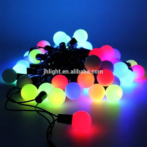 Led String Lights Battery Powered Multi Color Changing Color Changing String Lights