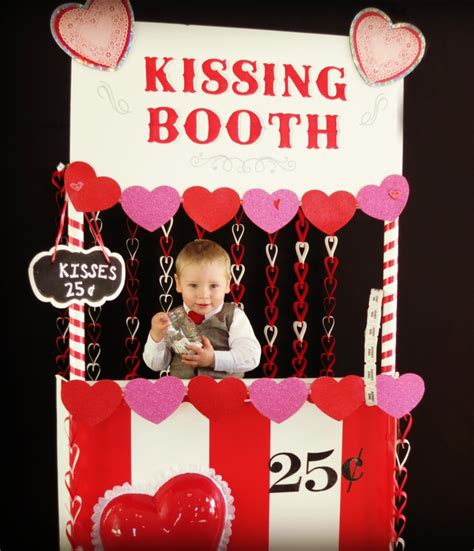 valentines day photobooth child s day card photo ideas diy booth