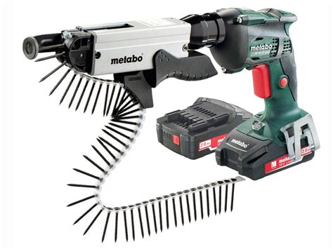 Metabo Se4000 Screwdriver metabo se 18 ltx 4000 sm5 55 18v screwdriver range