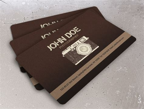 vintage name card template 100 free business card templates designrfix