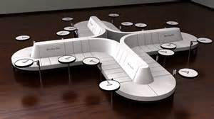 Clover charging station totally mod event furnishings soft seating