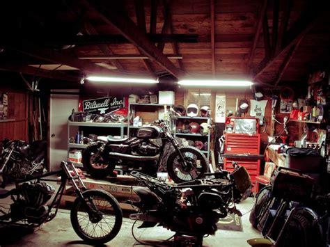 Mc P S Motorradwerkstatt by 17 Best Ideas About Motorcycle Garage On Pinterest
