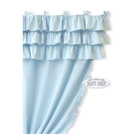 tende in stile shabby chic tenda con mantovana vienna 6 shabby chic tende