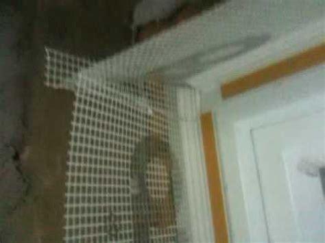 fenster innen einputzen sanierung der sanierung fassaden mit fehlern