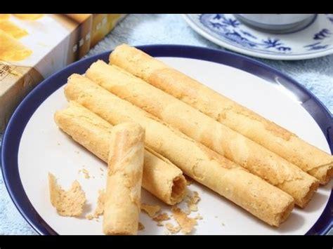 cara membuat zip n roll quot cara membuat kue egg roll enak dan lembut quot youtube