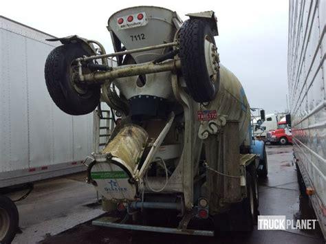 Mixer Orgen 1991 kenworth w900b t a mixer truck in troutdale oregon united states ironplanet item 821841