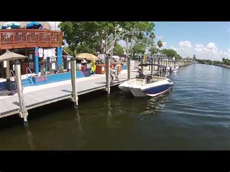the boat house cape coral cape coral yacht club the boathouse tiki bar and grill supciety youtube