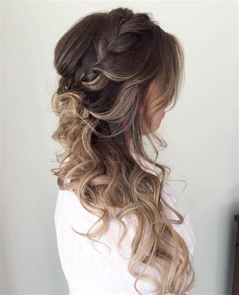 hairstyles for thin hair prom 40 picture perfect hairstyles for long thin hair side