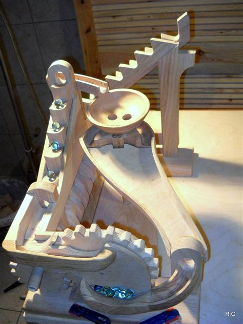 ryszards marble machine   pictures