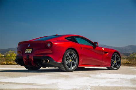 Ferrari F 12 by 2014 Ferrari F12 Berlinetta Exclusive First Test Motor Trend