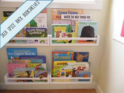 Spice Rack Bookshelf 25 Best Ideas About Spice Rack Bookshelves On