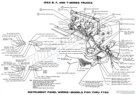 1963 f100 signal wiring diagram 31 wiring diagram images