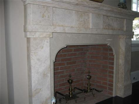 Tumbled Fireplace by Luxury Co