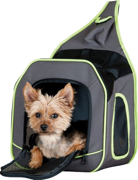 Goin Gingham Pet Pet Pet Product 7 by K H Pet Products Go Sling Pet Carrier Chewy
