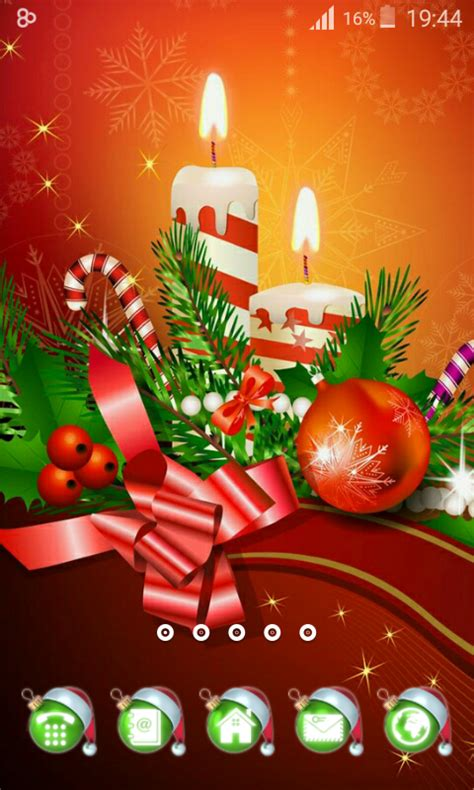 google xmas themes classic christmas theme android apps on google play