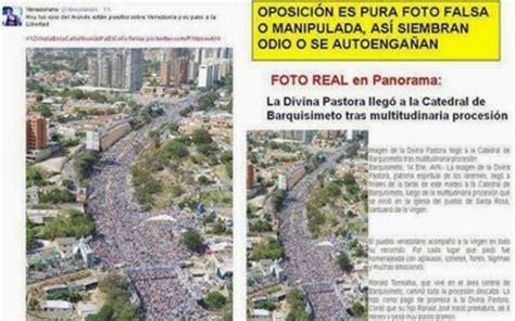 imagenes falsas venezuela im 225 genes falsas en la ca 241 a contra venezuela