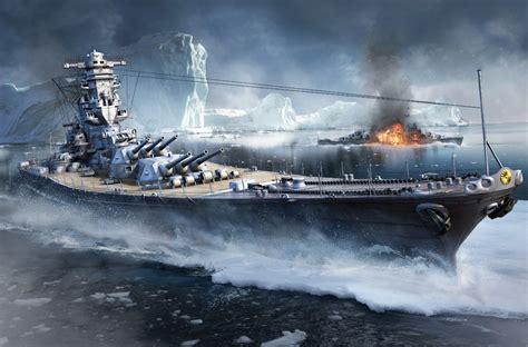 ship yamato world of warships обои yamato на рабочий стол
