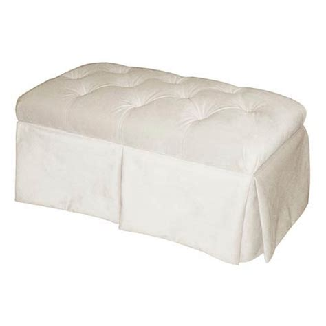 white upholstered bench white upholstered bench bellacor