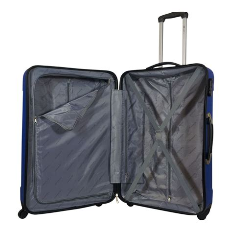 grote abs l leonardo abs koffer l butch blauw luggage 4 all
