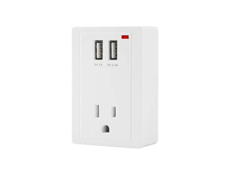 z wave l socket z wave plus wall socket plug in receptacle with 2 usb and