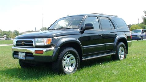 towing capacity of toyota 4runner 1998 toyota 4runner limited towing capacity 1998 toyota