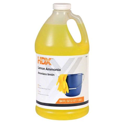 clean cleaner hdx 64 oz cleaning vinegar 25478945031 the home depot
